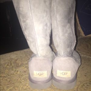 UGG boots Grey Classic